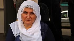 Eylem yapan anneden HDP'ye ağır sözler: Oğluma bir şey olursa sizden bileceğim