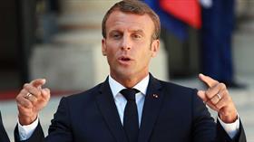 Macron'dan G7 Zirvesi öncesi İran ve Libya açıklaması