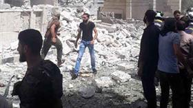 İdlib'de bombalı saldırı sonucu 1 kişi öldü, 8 kişi yaralandı