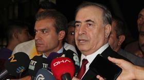 Mustafa Cengiz'e Radamel Falcao sorusu