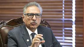 Pakistan Cumhurbaşkanı Alvi: Hindistan Keşmir'de ateşle oynuyor