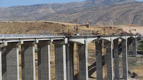 Hasankeyf-2 Köprüsü'nde sona gelindi