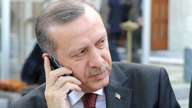Başkan Erdoğan'dan Emine Bulut'un ailesine taziye telefonu