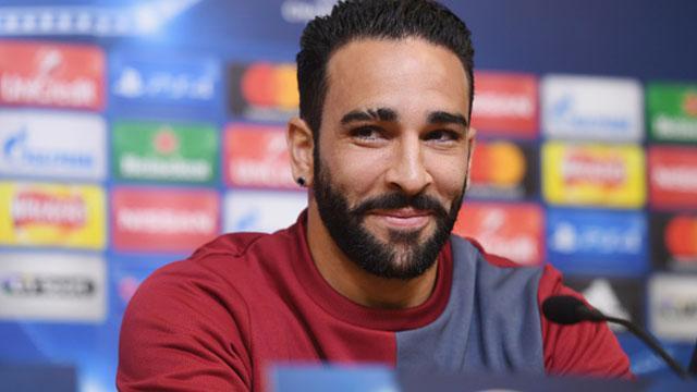 Adil Rami'den transfer açıklaması