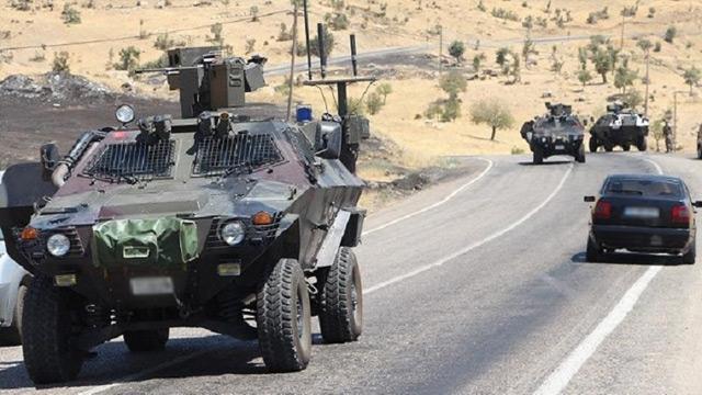 """Hakkari'de dört ilçe 29 Ağustos'a kadar """"özel güvenlik"""" bölgesi ilan edildi"""