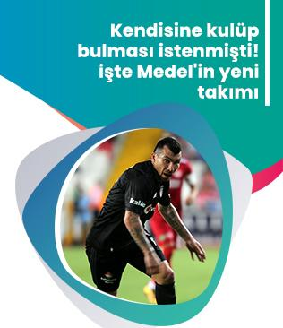 Beşiktaş, Medel için Bologna ile prensip anlaşmasına vardı