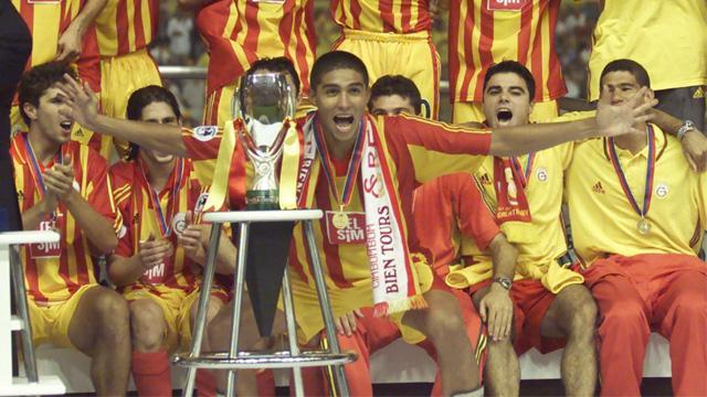 Galatasaray'dan UEFA Süper Kupa'nın yıl dönümü paylaşımı