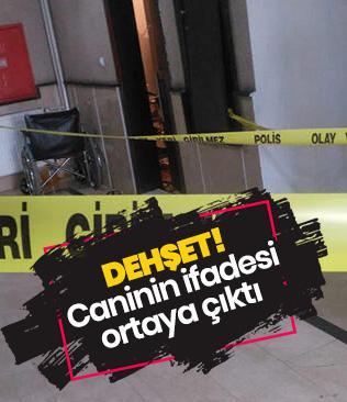 Samsun'da eşi ve kızını öldüren Hasan Beykoz'un ifadesi ortaya çıktı