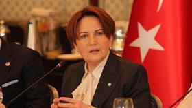 Parti tüzüğünü yok saydı! Kadın alıkoydu Akşener korudu