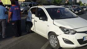 Adıyaman'da trafik kazasında 7 kişi yaralandı