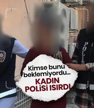 Mardin Kızıltepe'de DEDAŞ ekiplerini engellemeye çalışan bir kadın, kadın polisin kolunu ısırdı, gözaltına alındı