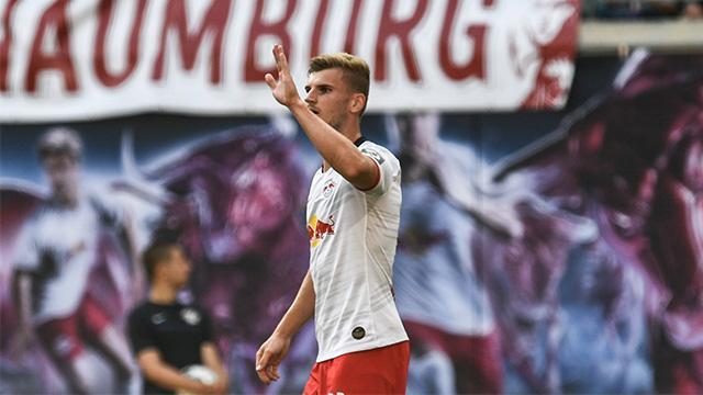 Leipzig, Timo Werner'in sözleşmesini uzattı