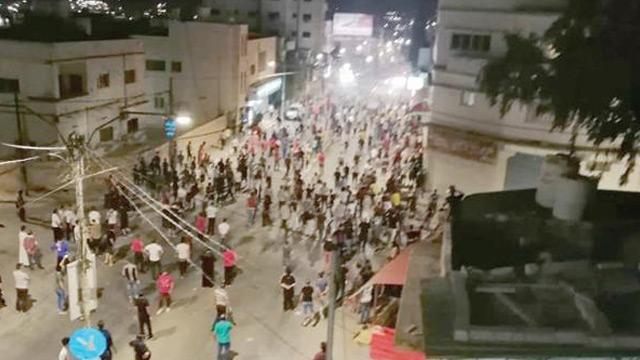 Ürdün'de ülkeye sigara girişini kısıtlayan hükümete protesto