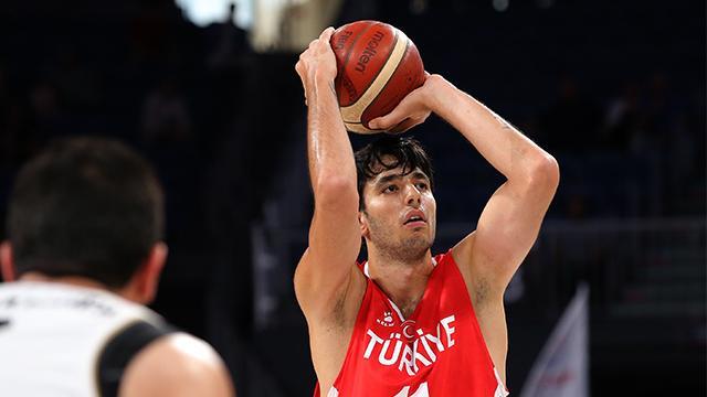 Milli basketbolcu Arar: ABD'nin grubumuzda olması avantaj