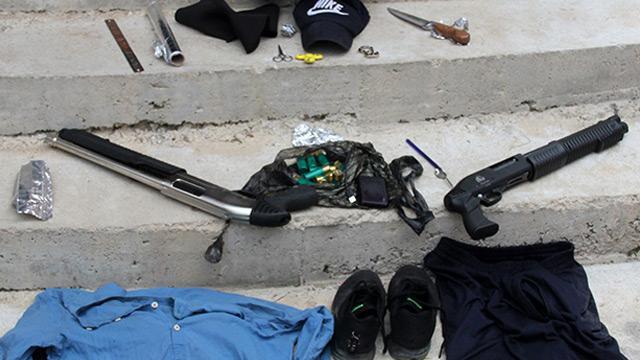 10 ve 12 yaşındaki iki çocuk sokakta bulduğu 2 pompalı tüfeği birbirine doğrulttu ve...