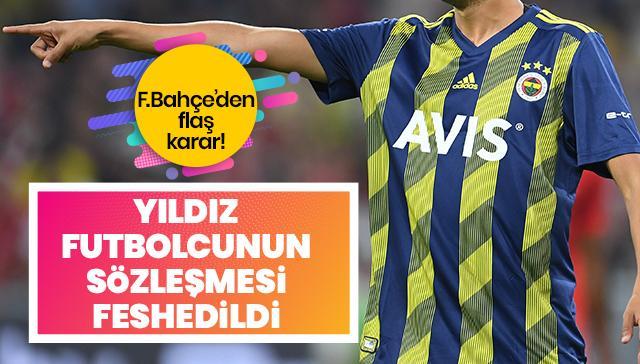 Fenerbahçe, Diego Reyes ile yollarını ayırdı