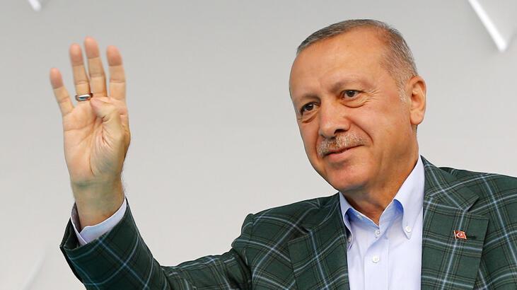 Başkan Erdoğan'dan 26 Ağustos Zafer Haftası mesajı