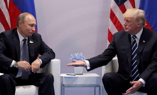 Kremlin'den Trump'ın 'Davet edebiliriz' sözlerine cevap geldi: Değerlendirilecektir