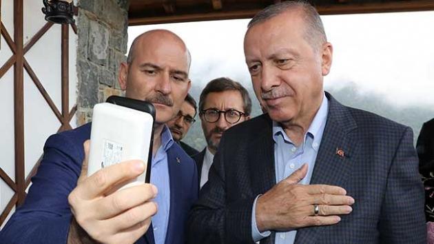 Başkan Erdoğan Hacire anne ile görüştü