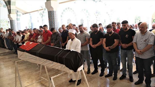 Hababam Sınıfı oyuncusu Faruk Şavlı'ya veda töreni