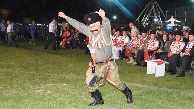 Büyük Taarruz kutlamaları Atatürk Evi'nin önünde düzenlenen törenle başladı