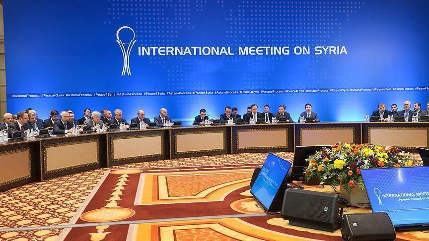 Suriye rejimi Astana sürecini sabote etmek üzere