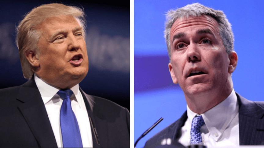 Joe Walsh, Trump'a 2020 seçimlerinde rakip oldu