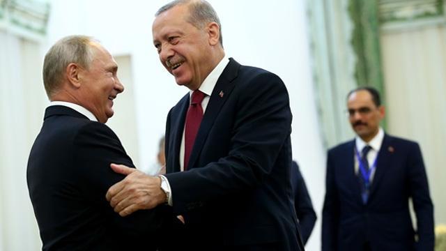 Başkan Erdoğan yarın Rusya'ya gidiyor