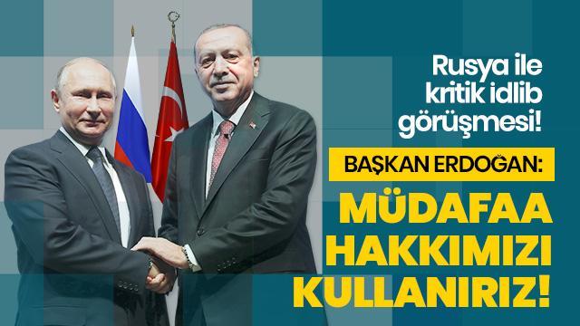 İki liderden flaş mesaj