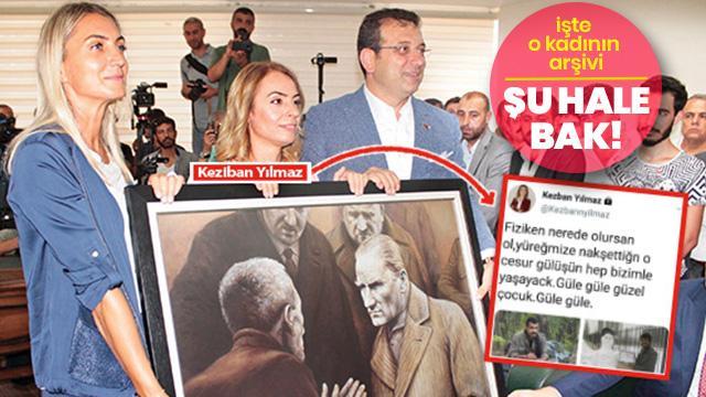 imamoğlu hdp atatürk posteri ile ilgili görsel sonucu