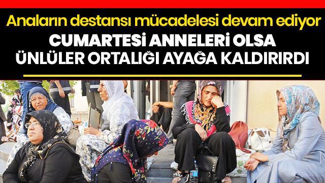 Ailelerin HDP önündeki eylemi 6'ncı gününde: Tehdit ediliyoruz