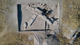 Ahlat'taki kazılar tarihe ışık tutuyor: 883 yıllık kitabe bulundu