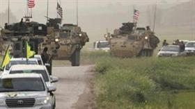 ABD'nin YPG/PKK-İranlı destekli grupların ticaretini kısıtladığı  iddiası