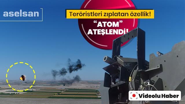 Teröristleri zıplatacak özellik: İHTAR'a bombaatar entegre edildi