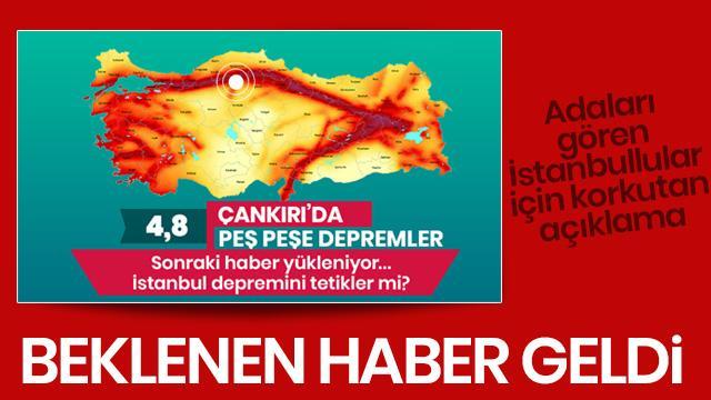 'İstanbul'un denize yakın ilçelerinde deprem tehlikesi arttı'