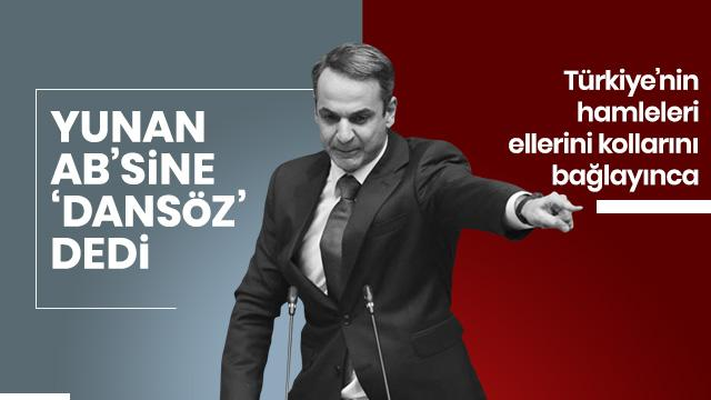 Deliye döndüler: Erdoğan alkış tutarken AB dans ediyor