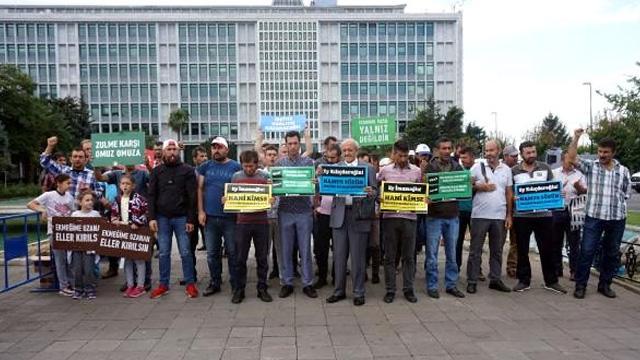 İBB'de işten çıkarılan işçilerin eylemi 18. gününde: Bir mesajla işten atıldık