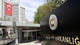 Türkiye Suudi Arabistan'daki saldırıları kınadı