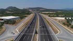 Bakan Turhan açıkladı: İstanbul-İzmir Otoyolu'ndan 35 milyon araç geçti