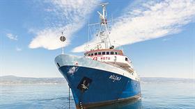 Doğu Akdeniz'de Yunanlılar, ODTÜ'ye ait bilimsel araştırma gemisi Bilim-2'yi görünce panikledi