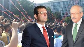 Kovulan İBB işçileri CHP'ye seslendi: İşçiler burada, namus sözü nerede?