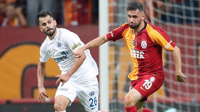Galatasaray'da Ömer Bayram sınıfı geçti