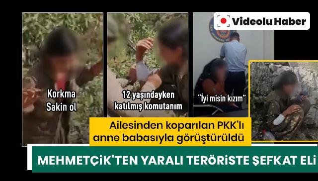 Mehmetçik'ten teröristlere insanlık dersi!