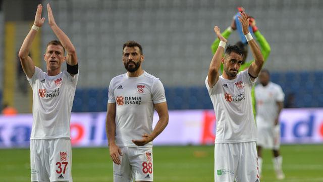 Sivasspor'da galibiyet hasreti 3 maça çıktı