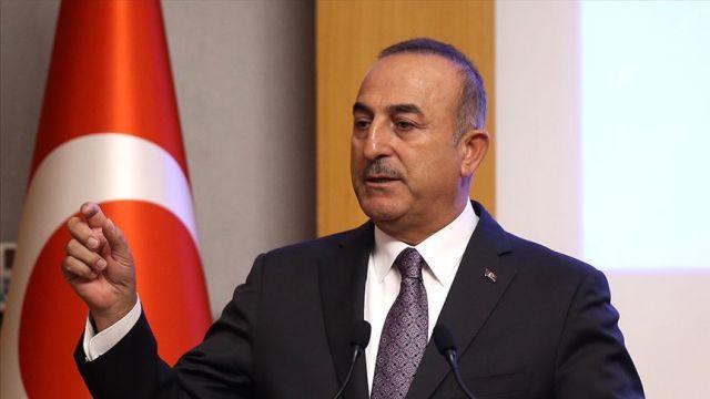 Dışişleri Bakanı Çavuşoğlu: Haklı Filistin davasını sonuna kadar savunacağız