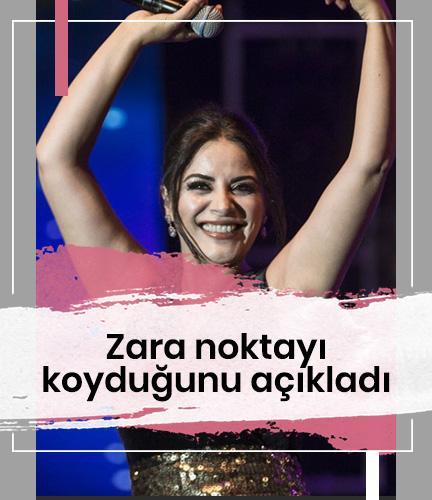 Zara'dan evlilik açıklaması