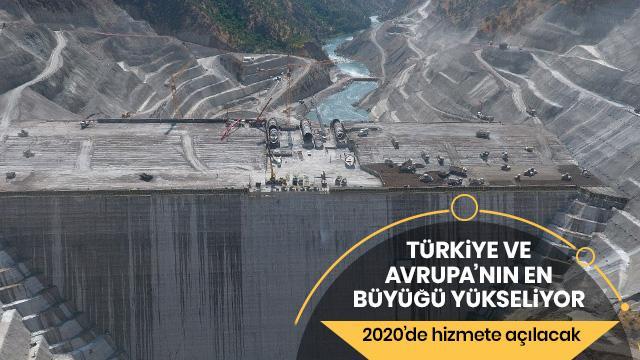 Türkiye ve Avrupa'nın en büyüğü olacak! Beklenen tarih açıklandı