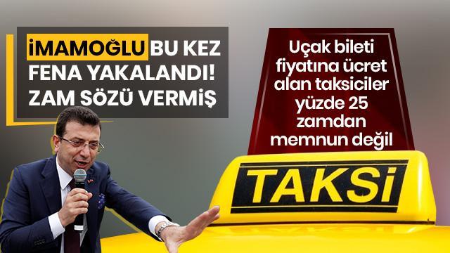 Yüzde 25 zam gelmişti ancak Taksiciler Odası Başkanı: Yeni zam isteyeceğiz
