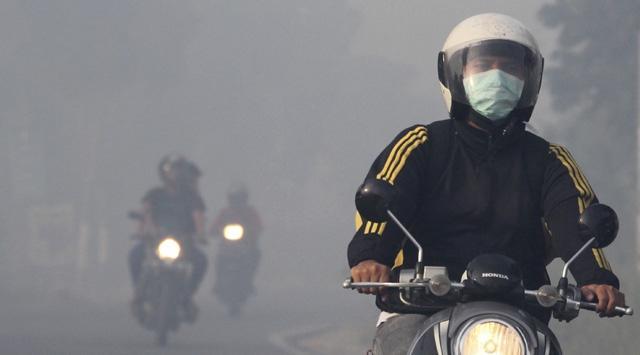 """Malezya'da hava kirliliği indeksi """"çok sağlıksız"""""""