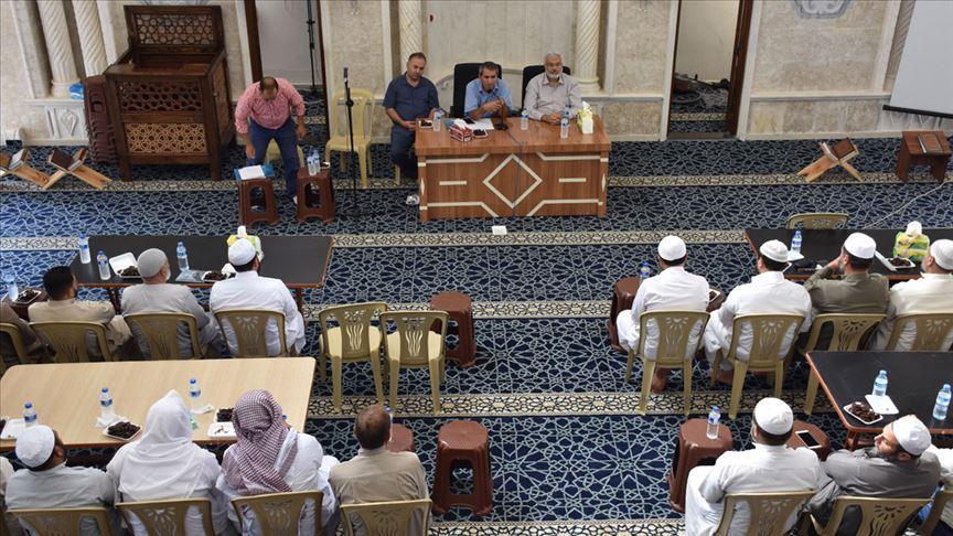Diyanet'ten Suriye'deki din görevlilerine eğitim